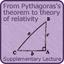 書籍『ピタゴラスの定理でわかる相対性理論』の補講