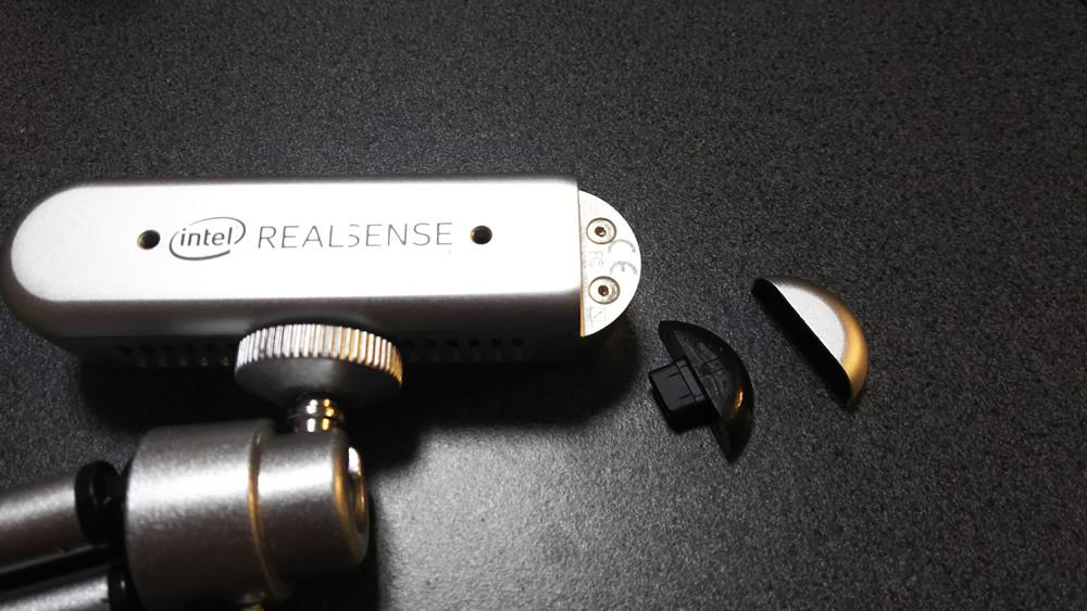 第514回 Intel RealSense D435でバーチャルユーチューバーの深み