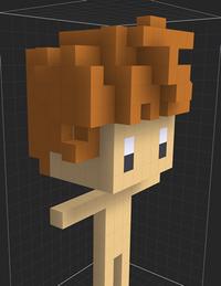 さらに髪型を組み合わせれば千差万別のキャラクターを生み出せる