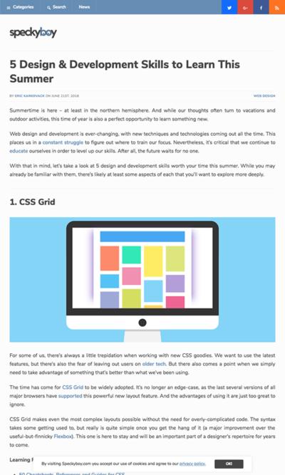 図4 デザイン&開発スキルのために学ぶべきこと5つ