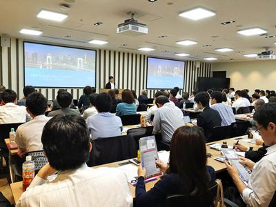 XAMLをテーマとして,2017年10月6日に開催された「ECHO Tokyo 2017」